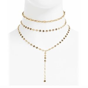 Baublebar Gold Necklace Collection